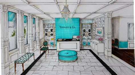 tiffany and co home decor tiffany co reception completed project home design