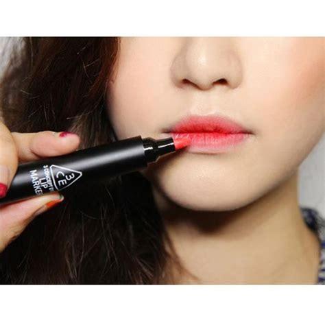 Lipgloss Korea new arrival korean 3ce moisturizing lip gloss orange