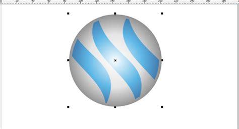 tutorial logo corel draw x5 tutorial mudah untuk pemula membuat logo 3d dengan
