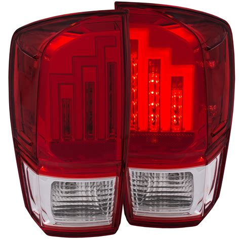 2017 tacoma tail lights exterior pure tacoma accessories parts and accessories