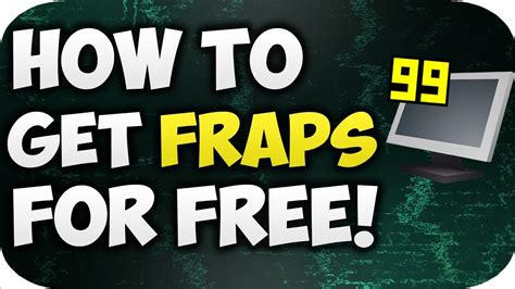 fraps full version buy how to download fraps for free full version youtube