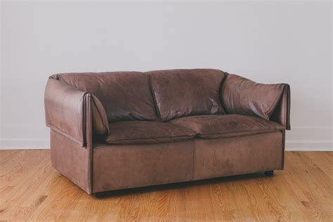 mcm couch mcm leather sofa homestead seattle