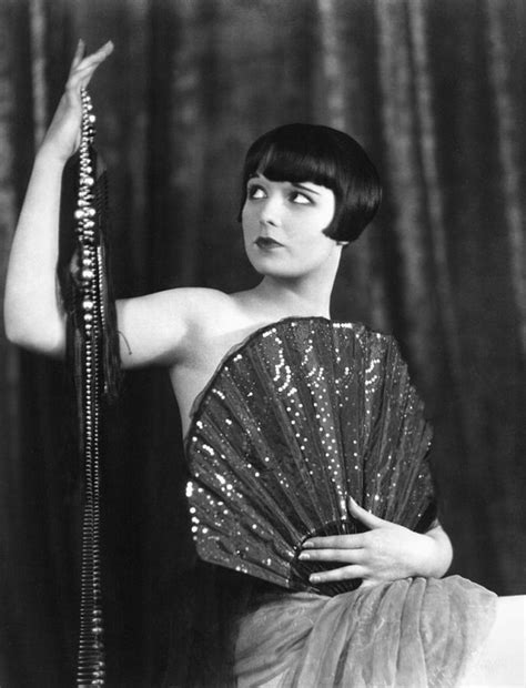 woman fashion mid 20s 20s fashion icons louise brooks at vargastore com we love