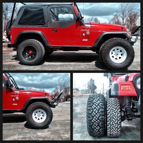 31 Tires For Jeep Wrangler Post Your Tjs With 31 Inch Tires Page 2 Jeep Wrangler