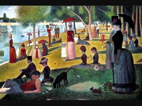 georges seurat most famous paintings george seurat famous paintings youtube