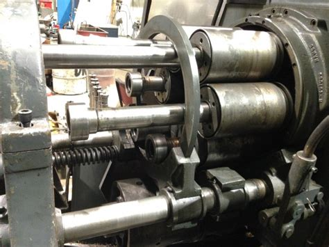 Acme Gridley Machine Acme Gridley 2 Quot Rb 6 Multi Spindle Machine Used