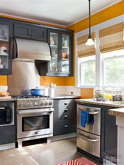 warm color schemes warm kitchen color schemes