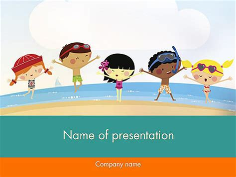 Summer C Powerpoint Templates And Backgrounds For Your Summer Powerpoint Templates