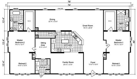 single wide mobile home floor plans florida floor matttroy
