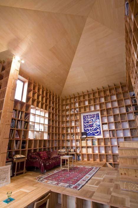 Shelf Pod by Kazuya Morita Architecture Studio   Dezeen