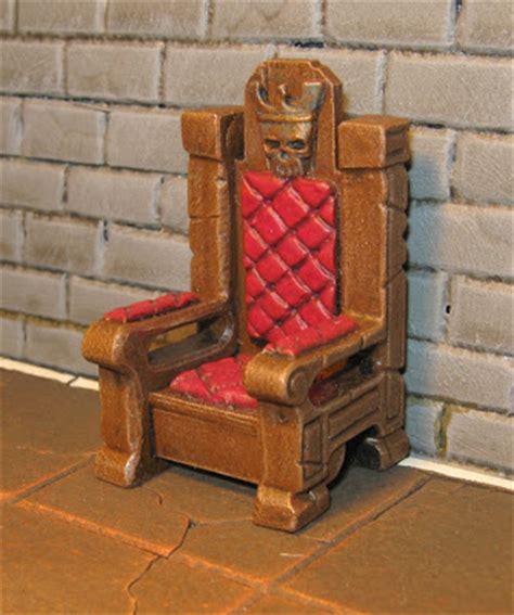 Dungeon Furniture by Something In The Dungeon Heroquest Furniture