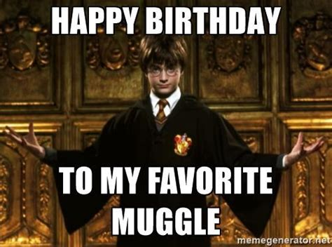Harry Potter Happy Birthday Meme - happy birthday harry potter amino