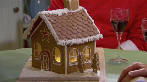 The Gingerbread House The Gingerbread Gingerbread House Recipe Pbs Food