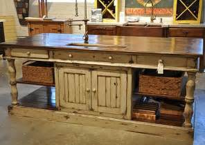 furniture style kitchen island best 25 farmhouse kitchen island ideas on