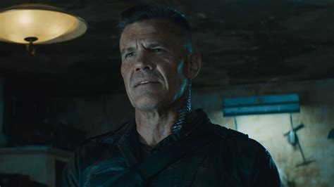 who plays cable in deadpool 2 the new deadpool 2 trailer introduces josh brolin s cable