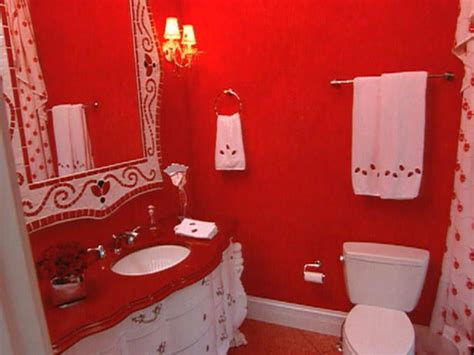 red and black bathroom decor bathroom pinterest how to apply red bathroom d 233 cor ladybug red bathroom