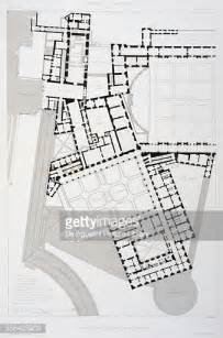 Apostolic Palace Floor Plan | details of floor plan of first floor of papal palace