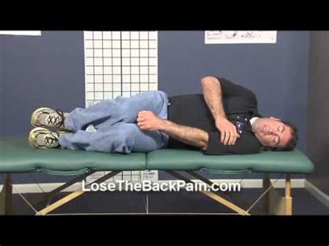 How To Get In Bed by Getting Out Of Bed With Back