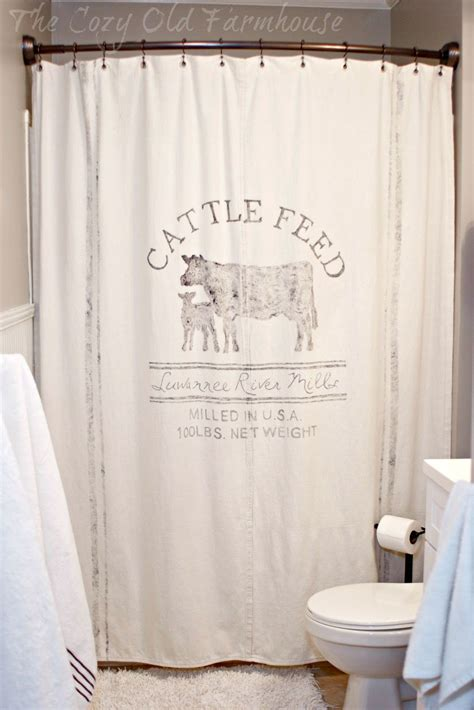 cozy  farmhouse kidsguest bathroom farmhouse
