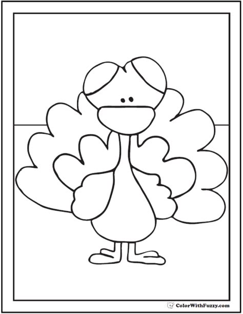 baby turkey coloring page cute baby turkey coloring pages