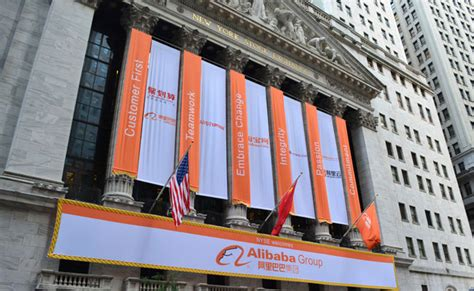 alibaba nyse jack ma picked an quot excellent time quot for the alibaba ipo