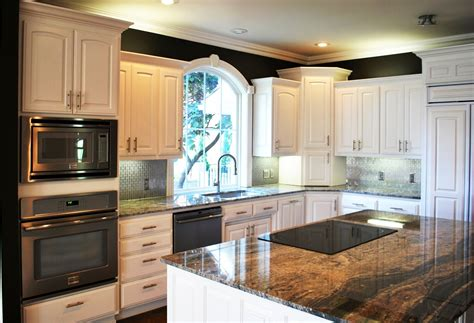 kitchen paint colors with white cabinets and black granite black favorite paint colors blog