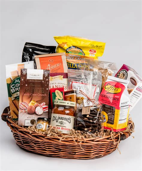 Gourmet Gift Basket Delivery – Gift Ftempo Gift Baskets Delivered Today