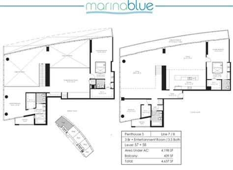 marina blue floor plans marina blue site plan and floor plans in downtown miami