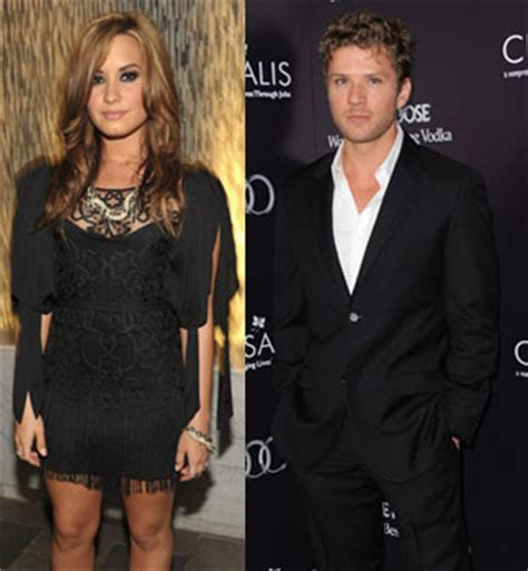 Phillippe Is Single And by Phillippe And Demi Lovato Dating Rumors Popsugar