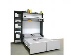 bureau lit escamotable chambre 224 coucher