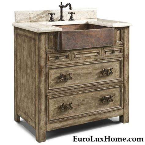 farmhouse sink bathroom vanities granite top 30 inch