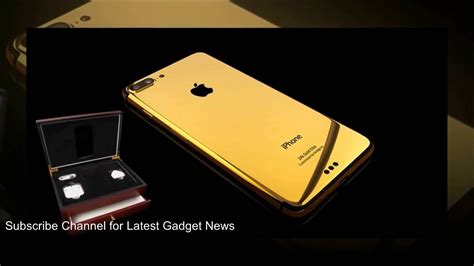 gilded iphone 7 7 plus and 7 pro 256gb pre orders in dubai specs features prices