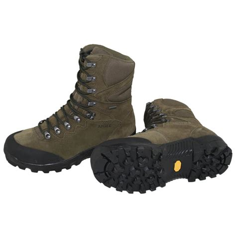 aigle artemis 2 high gtx walking boots s kaki