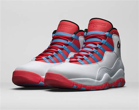 imagenes de jordan retro 10 release reminder air jordan 10 chicago flag kicksonfire com