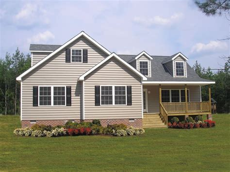 Rancher Style Homes Homes Gallery T Ranch With Dormers Jpg