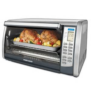 Black And Decker Convection Toaster Oven Black And Decker Digital Toaster Oven Around The House