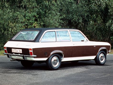 opel ascona wagon 1970 opel ascona related infomation specifications weili