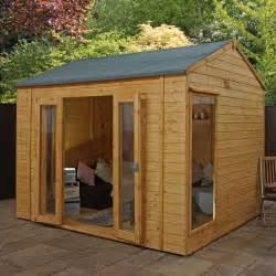 10x8 wooden summerhouse vermont garden summer house