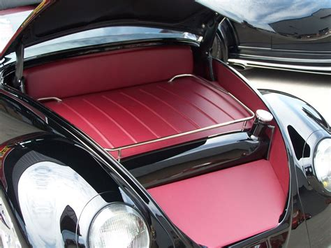 beetle volkswagen interior 1965 vw bug custom interior