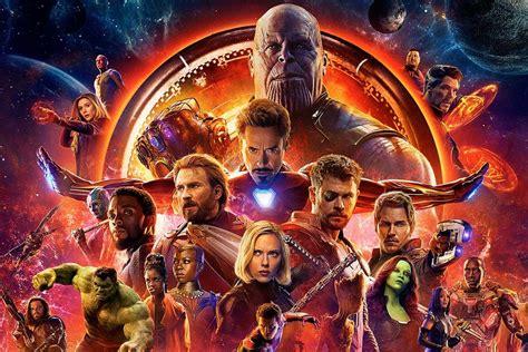 film terbaru avenger para avengers terbagi kubu dalam poster terbaru ini