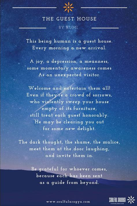 guest house rumi 25 best ideas about poems by rumi on pinterest rumi quotes rumi poetry and love