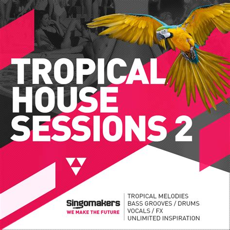 audentity ultimate tropical house 2 wav midi singomakers tropical house sessions vol 2 midi rex2