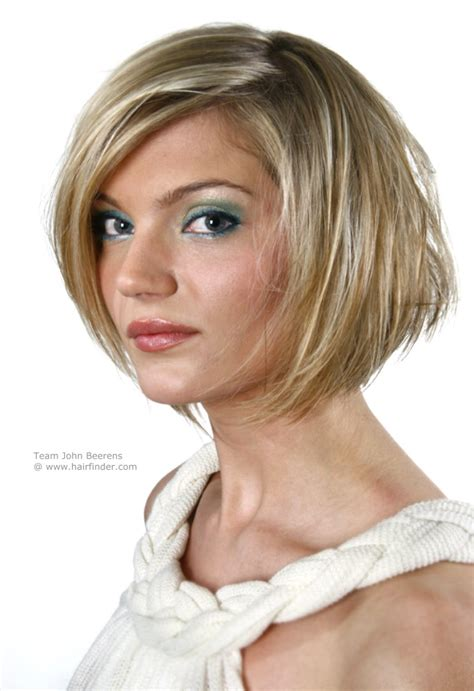 hair finder short bob hairstyles short bob haircut with a close clipped and undercut nape