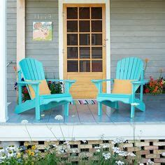 colorful painted adirondack chairs jimmy buffet style quot 5 o clock painted wood