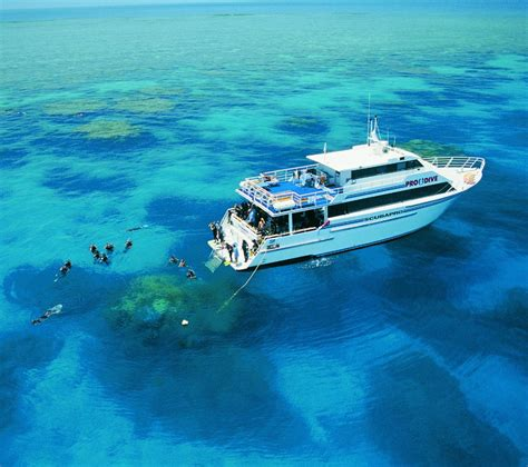 boat brands australia cairns great barrier reef 5 day padi learn to dive trip