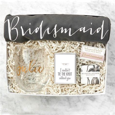 Wedding Box Bridal by 10 Best Ideas About Bridesmaid Boxes On