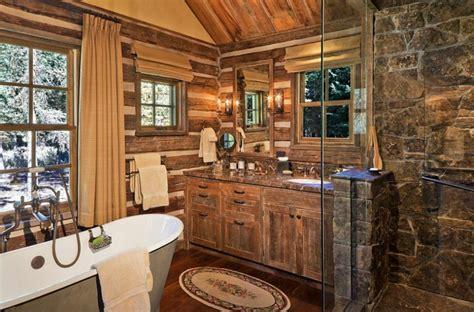 log cabin bathroom ideas bathrooms offices a two rustikale m 246 bel 50 beispiele f 252 r moderne badm 246 bel im