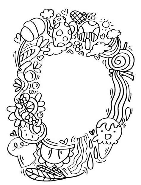 doodle name huruf i alphabet quot d quot doodle elephant bell drawings