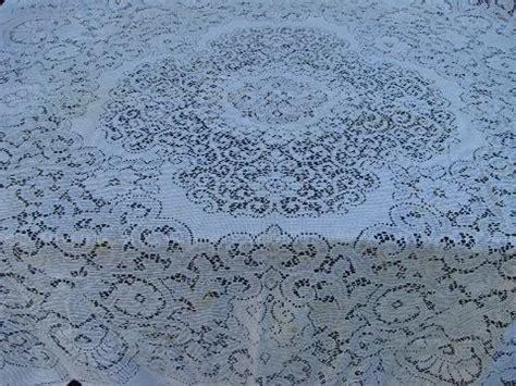 cotton lace fabric for curtains vintage cotton lace fabric tablecloths curtains lot