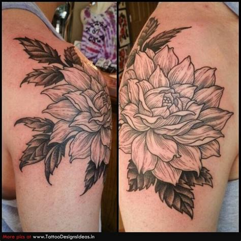 dahlia tattoos the 25 best ideas about dahlia on